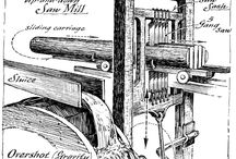 Old Saw Mills
