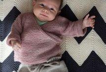 Stricken/Häkeln für Babys
