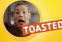 """Wake Up Pranks / """"You got TOASTED!"""" - Danny, Nona und Toby sind die GOLDEN TOAST WG und nehmen sich ganz gerne Mal gegenseitig auf die Schippe. Und wem spielst du einen lustigen Streich am Morgen? Gewinne und bringe deinen Prank ins Kino! www.you-got-toasted.de"""