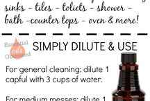 Cleaning your house, the natural way! / Eliminate the use of toxic cleaning products from your house and invest in Young Living Thieves Cleaning Products. A little bit goes a long way. I have not purchased a single cleaning product since I found Young Living Thieves!