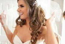 wedding hair / by Lauren Fernandez