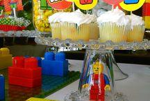 Birthday party ideas / by Jessie Myers