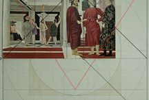 La Flagellazione di Cristo 1458 / Piero della Francesca (1419-1492)