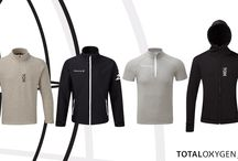 Multisport technical layers. / The launch range focuses on a multi-sport layering system for men. The 1st, 2nd and 3rd layers have been developed using the very latest fabric technology. Sourcing bluesign® certified lightweight fabrics from LMA, Schoeller's active>silver™ technology for our multi-sport shorts, and working with Pontetorto for our mid layers and soft shell garments including using their Technowool® and NoWind® fabrics,. It is a true European collaboration with our designers in the UK and France.