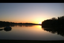 sunrise, sunset / All the beautiful sunrises and sunsets that God creates.