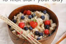 Oatmeal recipes | Recepten met havermout
