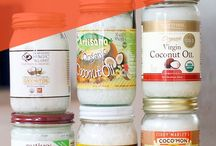 Coconut oil - Uses
