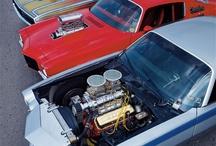 Americain muscle cars