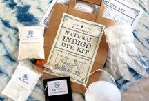 THE WILD DYERY: PRODUCTS / Fine, naturally dyed textiles and dye kits by Justine Aldersey-Williams for sale via Etsy