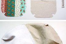 Bags - sewing / crochet
