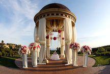 Outdoor Wedding Ceremony Antalya