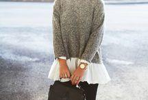 Autumn Work Fashion