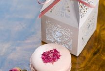 Macaron Wedding Favours - created by Medici Macarons / Exquisite, totally delicious handcrafted macarons (sometimes called macaroons). Just perfect for weddings, events and celebrations. Made with local and seasonal ingredients. Based in Yorkshire but also covering Lancashire, Cheshire, Manchester and the North West