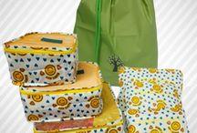 Travel Luggage Packing Organizers / travel luggage packing cubes, luggage packing organizers
