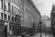 パリ街並み