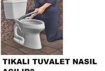 tıkalı wc