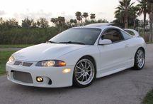 Mitsubishi Eclipse Gst' Gsx