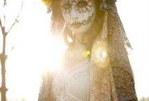 Dia de los Muertos inspiration / by Angelique