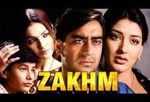 Bollywood Movies I like.