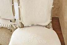 SLIPCOVERS / Sewing slipcovers, DIY slipcovers, professional slipcovers, slipcover ideas.