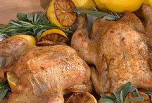 Chicken, Turkey, Poultry / Cluck Cluck, Gobble Gobble, etc / by Linda Abuelghanam