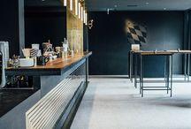 Bars, cafes, restaurants