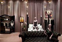 Boutique Decors / by HomeRefiner  - Online Interior Design