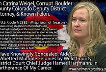 Boulder County Colorado Corruption