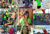 Hippie Dash 5k & Flower Child Fun Run / The grooviest 5k in Tampa Bay! Join us April 1st along downtown Gulfport's fun and funky waterfront! www.racersignup.com/hippie-dash