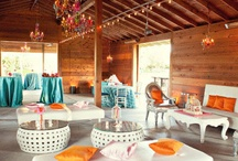 event spaces / by Candice Coppola @ A Jubilee Event