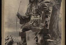 Native American Indians — Art Inspiration