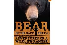 Bears / My National Best Selling Books about Black Bears in the Great Smoky Mountains National Park and grizzly bears in Yellowstone National Park.