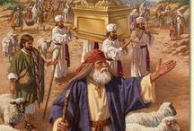 Biblia w obrazach -  Old Testament -  Księga Jozuego / by Elżbieta Różańska