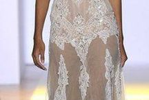 All Things Lace / We love lace! Wedding dress, decor, and inspirations...