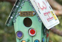 Casas de pájaros