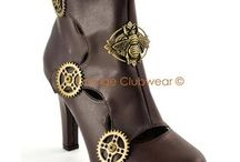 Steampunk Style / Tidbits and inspiration about Steampunk inspired accessories and fashion. / by Tereza