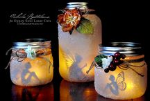 DIY - jar candles and other cute things