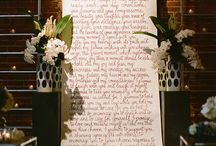 Ceremonies and Backdrops / Unique ideas for elegant wedding ceremony decor. Backdrops that can be adapted for receptions and other events. / by Grace My Table