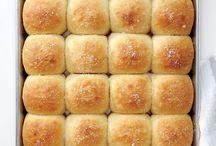 * Breads, Rolls, Pastry * / by Gabriella DArko
