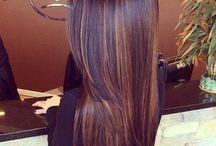 Hair colours I like :)