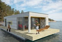 architecture: floating homes