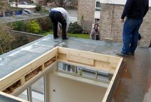 The Park Cheltenham 2012 / Roof lantern and bi-folding doors with windows