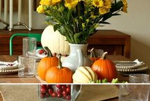 Thanksgiving / by Ashley Dumat