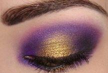 make up ideas / by Tara S