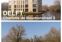 Charlotte de Bourbonstraat 3 / Kleinschalig nieuwbouw complex, op nog geen 250 meter van de Technische Universiteit en op loopafstand van Delft centrum