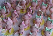 Cute cakes! / by Crissy flanz
