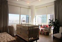 Baby on Board (Nursery Window Treatments)