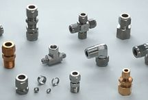 Instrumentation Tube Fittings / A.K. Industries  are prominent business entity engaged in manufacturing, exporting and supplying a vast array of Tube Fittings. Available in both metric as well as BSP threads, these fittings come with brass cone fitments which enables it to make leak proof joints with the tube.
