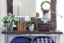 Shabby chic / Country decor