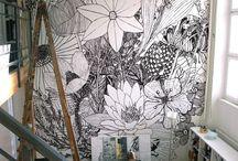 Draws / by Delfina Fiad